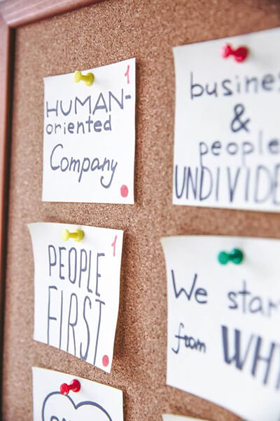 social impact company and community mission diverse